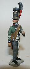 Scottish Lead Metal Toy Soldier Pipe Plume Helmut Sword British? AC9 N