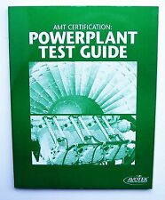 Powerplant Test Guide: AMT Certification. 2011