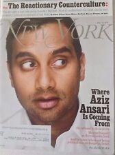 New  York Magazine Aziz Ansari Coming May 14, 2017 081117nonrh