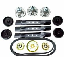 "Rebuild Deck Kit OEM Spec 48"" Deck for John Deere LA120 130 145 Lawn Mower"