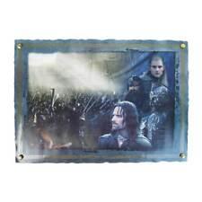 Señor De Los Anillos cartel litográfico Art Print-La Batalla De Helms Deep
