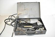 Bohrhammer  Bohrmaschine DUSS P28S inkl.Koffer, Öl, Bohrer u. Meißel /n5