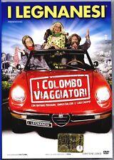 I LEGNANESI: I COLOMBO VIAGGIATORI (2017) - DVD 2 DISCHI, NUOVO E SIGILLATO