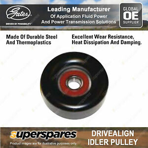Gates DriveAlign Idler Pulley for Holden Suburban 1500 5.7L 190KW 01/98-01/00