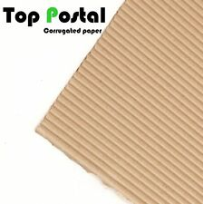 """10m 500mm 20"""" CORRUGATED STRONG CARDBOARD PAPER ROLL"""
