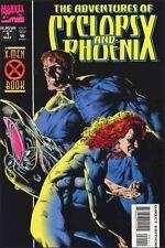ADVENTURES of  CYCLOPS &  PHOENIX  { Marvel  -  May  1994 } ##1  ##2  ##3  ##4