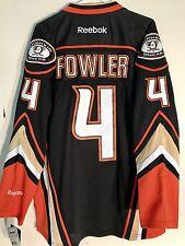 Reebok Premier NHL Jersey Anaheim Ducks Cam Fowler Black sz M