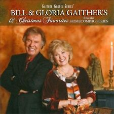 12 Christmas Favorites by Gloria Gaither/Homecoming Friends/Bill & Gloria Gaith…