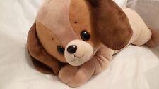 "18"" People Pals Puppy Dog Plush Brown Stuffed Animal"