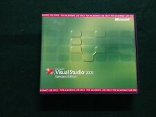 Visual Studio 2005 Standard Edition Microsoft PC Software