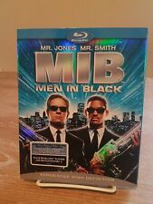 Men In Black (Blu-ray Disc, 2008) New w/ Oop 1st Edition Mint Slipcover *Rare*