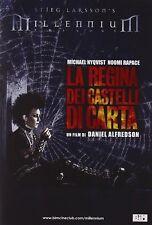 La Regina Dei Castelli Di Carta (2009) DVD