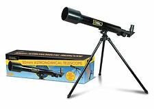 National Geographic 50mm Astronomical Telescope Tripod Gift Toy Kids Child Xmas