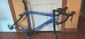 SCATTANTE R650 FRAME & FORK ALL PARTS INCLUDED EXCEPT WHEELS, TIRES & CHAIN