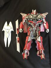 Transformers Dark Of The Moon Leader Class Sentinel Prime Custom
