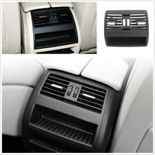 Rear Center Console Fresh Air Outlet Vent Grille Cover For BMW 5 Series F10 F11