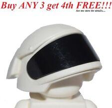 ☀️Lego Minifig Hat SW Starwars Star Wars Rebel Scout Trooper Helmet daft punk