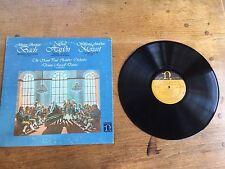 Rare Album Bach Haydn Mozart Saint Paul Chamber Orchestra Dennis Russell Davies