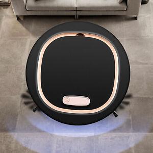 Ultra Slim 3 IN 1 Smart Robot Vacuum Cleaner Floor Sweeper Auto Cleaning Mop