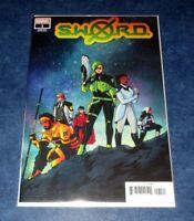 SWORD #1 1:25 JEN BARTEL variant 1st print MARVEL COMIC 2021 S.W.O.R.D. NM