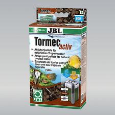 JBL Tormec activ Aktiv-Torf Pellets 1000 ml für 800 L Filtermaterial Aquarium