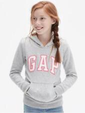 Bnew Kids Gap Logo Hoodie jacket, Grey  Size: Xlarge (12 y.o)