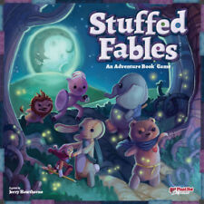 Stuffed Fables Adventure Board Games English