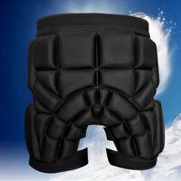 Hip Protective Shorts Butt Pad Padded Short Pants For Ski Skate Skateboard