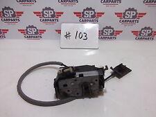 Mini Cooper 07 08 09 10 11 12 front right passenger door lock latch actuator
