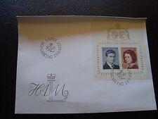 LIECHTENSTEIN - enveloppe 1er jour 29/6/1967 (B5)
