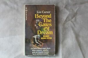 Beyond The Gates Of Dream Lin Carter - Belmont Science Fiction