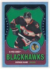 2010-2011 O-Pee-Chee #385 Rainbow Insert PATRICK KANE Chicago Blackhawks