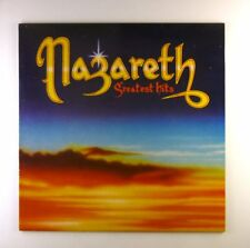 """12"""" LP - Nazareth  - Greatest Hits - D1694 - swirl-label - cleaned"""