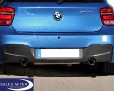 Original BMW 1er F20 F21 M Diffusor für M Heckstoßstange M135i