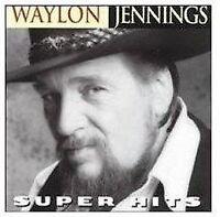 Super Hits [2007] by Waylon Jennings (CD, Apr-2007, Sony Music Distribution)  06