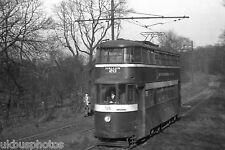 Leeds Corporation Feltham Tramcar 526 Middleton Woods Tram Photo
