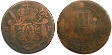 ~~ Allemagne Deutschland: Munster, 3 Pfenning 1743  ~~