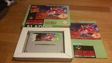Aladdin Super Nintendo SNES OVP PAL CIB Boxed