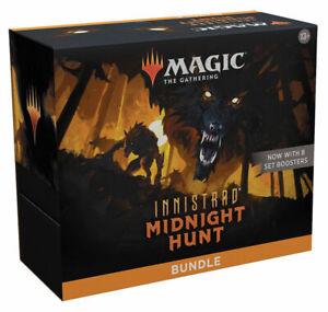 Innistrad Midnight Hunt Bundle / Fat Pack - MTG Magic the Gathering - Brand New!