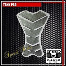 TANK PAD PROTECTOR STICKER DECAL GAS FUEL OIL MOTORCYCLE UNIVERASL TP005 CARBON