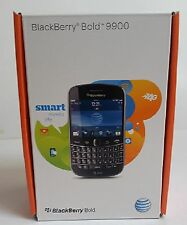 NEW BlackBerry Bold 9900 8gb Black AT&T Unlocked GSM Smartphone Touchscreen WIFI