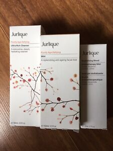 Jurlique Purely Age-defying Ultra Rich Cleanser / Mist / Aromatherapy mist