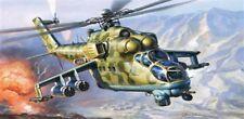 "Zvezda 7293 - 1/72 Russischer Helikopter Mi-24V / Vp ""Hind"" E - Neu"