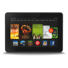 Amazon Kindle Fire HD 16GB, Wi-Fi, 8.9in - Black 1st Generation Tablet