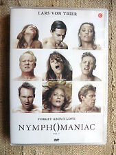 Nymphomaniac vol 1 - regia Lars von Trier  film DVD