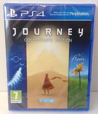 PS4 Journey : Collector's edition * Brand New * *SEALED* Playstation 4 PAL 2