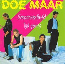 DOE MAAR - Smoorverliefd 2TR CD-SINGLE 1991 / SKA / POP / DUTCH