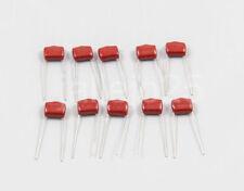 10 x Condensadores radial 4.7nf 630V 0.0047uF 4700pf capacitors