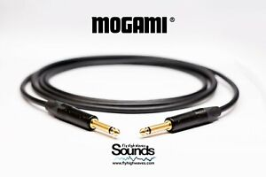 ULTIMATE Guitar Lead Cable Mogami Quad Neutrik Silent & Other Customizations ON