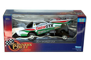 Winner's Circle 1997 Funny Car Series Pontiac Firebird John Force Castrol GTX Wh